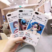 iphoneX手机壳iphone6 6s 7 8 7 8puls 防滑纹tpu动漫系列手机套