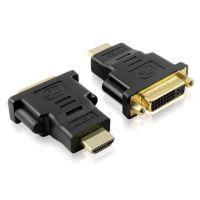 厂家DVI转HDMI 转接头 母对公hdmi公转DVI母头