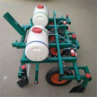 现货供应农用种植覆膜机 多功能施肥喷药盖膜机