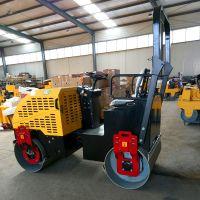 克勒斯小型压路机震动2吨柴油发动机 新款液压两吨压路机座驾式草坪压实