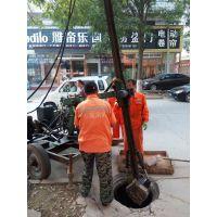 吉林清掏脏水井淤泥车 设计制造冀通抓下水井污泥设备
