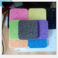 厂家批量DDS酸碱平电极海棉片 纤维素木浆绵 耐高温清洁电烙铁棉