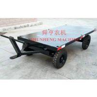 农用拖车 拖拉机挂斗 平板拖车 长期定做各种自卸拖斗