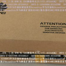 02350YMF 26V3-L-HSSD900 S2200V3 S2600V3華為存儲柜硬盤