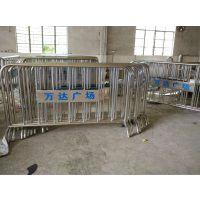 宝安沙井铁马护栏厂家施工隔离护栏