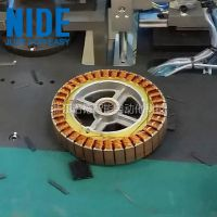诺德 可定制 平衡车扭扭车电机外转子槽楔插入机,无刷定子槽插片机