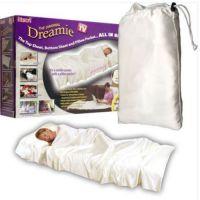 厂家直销Dreamie tv 产品 现货便携办公室睡袋 多功能沙丁布睡袋