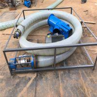 粮食输送设备 省时省力吸粮机 加厚耐磨软管输粮机