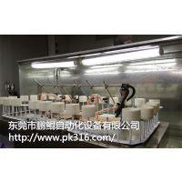 东莞鹏鲲塑胶喷涂机厂家供应 智能高效环保降低成本塑胶喷涂机