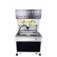 视觉定位点胶机 圆形产品点胶机 丽静L-JV003