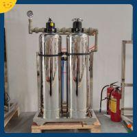 供应聊城开发区洗涤厂蒸汽锅炉软水设备 有效去除水垢 广旗牌