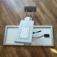 英光厂家直销新农村改造led一体化太阳能路灯 电线杆抱箍路灯