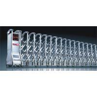 供应宁波不锈钢伸缩门 电动移门 自动收缩门