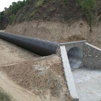 陕西榆林厂家批发波纹涵管_隧道涵洞金属波纹涵管 质量可靠