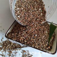 海口膨胀蛭石园艺蛭石蛭石颗粒1-3mm多肉土专用