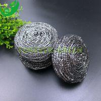 厨房不锈钢钢丝清洁球 刷锅刷碗家用钢丝球 铁丝球 家务清洁刷