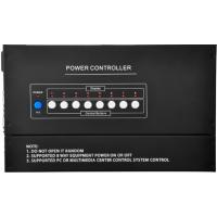 LENTUN POWER-8S继电器 232接口 会议 舞台 中央控制系统 8路强电继电器