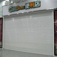 南开区定制商场卷帘门 天津电动卷帘门安装