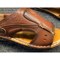 艺立 男士凉鞋-男式凉鞋