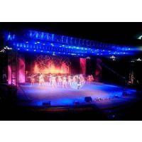 长沙舞台出租租赁 商家节日布置 场景布置 舞台设备租赁