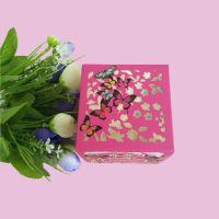厂家专业生产香水纸盒镂空礼品包装盒纸质创意礼品盒可定制