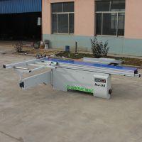 裁板锯 木工机械设备橱柜家具多功能90度推台锯 木工双锯片裁板机