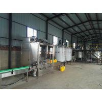 液体肥大桶小瓶灌装生产线设备