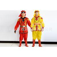 2016热销新款打鼓服锣鼓服舞龙服 男式秧歌社火表演民族服装