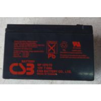 CSB蓄电池 12V26AH GPL12260 12V26AH电瓶 UPS蓄电池
