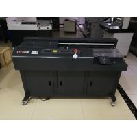 上海夕彩 重型胶装机460T 新款生产型胶装机