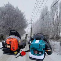 启航除尘作业清扫机 冬季大棚积雪吹雪机价格 道路汽油吹风机