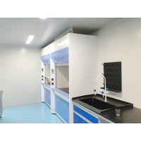 PP通风柜 实验室通风柜 全钢通风柜定制厂家WOL
