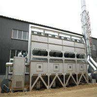 化工行业废气处理设备催化燃烧山东绿岛环保科技排放可达国家标准
