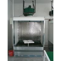 广州高效喷漆水帘柜设备厂家