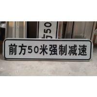 甘肃敦煌交通标志牌指示牌定制加工