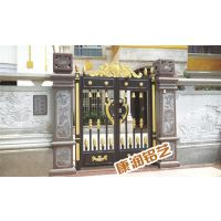 铜铝门哪家好-临朐康润园林-承德铜铝门