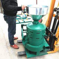 小型谷物碾米机 粮食去皮机 家用碾米机