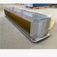 厂家直销卧式暗装风机盘管 FP-68钛金黄金箔 超静音加工订制