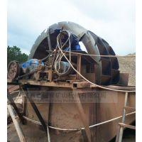 江西骏辉加工定制洗沙子轮斗洗沙机 矿山沙场洗沙机流程设计 轮斗式洗砂机多少钱一台