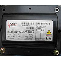 TRS818PC | 燃烧器专用 点火变压器 单级 1*8KV(COFI/科菲 意大利)