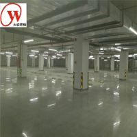 柳州柳江、柳城混凝土硬化地坪|水泥地面起灰处理|旧地坪起灰翻新