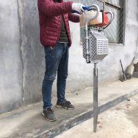 启航树木移植机 手提式单人快速起树机型号 锯齿深挖刨树机