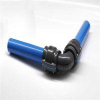 供应惰性气体不锈钢压缩空气管道项目现场安装整体规划