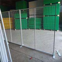 移动车间隔离网 车间围栏网 仓库隔断铁丝网