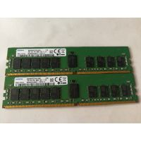 三星原装DDR4 16G 1RX4 2666V REG服务器内存保三年M393A2K40BB2