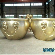 批发大铜缸-大铜缸-恒保发纯铜缸制作厂(查看)