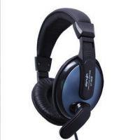 电音DT-2102 电脑耳机 笔记本耳麦 头戴式 游戏耳机
