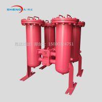 新乡胜达液压油管路过滤器 SDRFLD型焊接双联式油过滤器 厂家直销