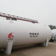 温州市60立方液化天然气储罐 调压计量橇 菏锅
