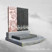 甘肃庆阳墓碑 个性化基督教墓碑设计 惠安石雕厂家 专业生产墓碑